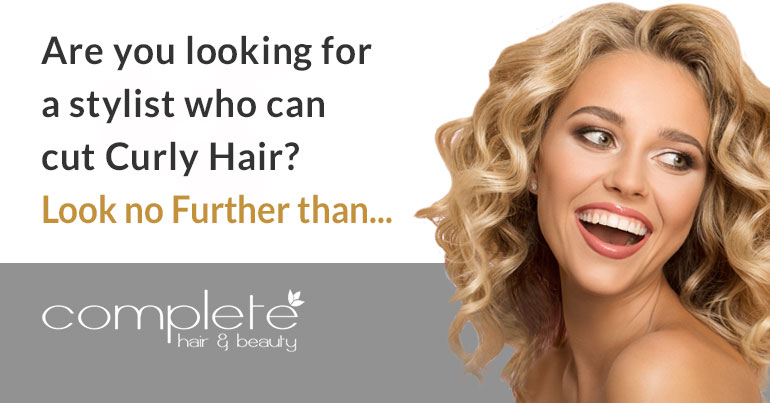 curly hair cutting specialist glasgow