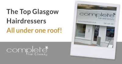 top glasgow hairdressers